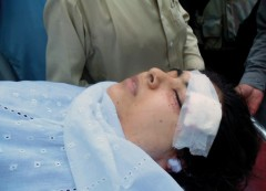 Malala Wounded