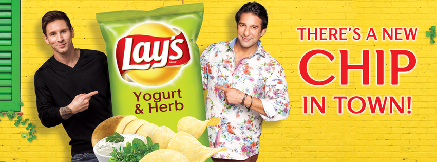 LAYS #CleanAndGreen Campaign