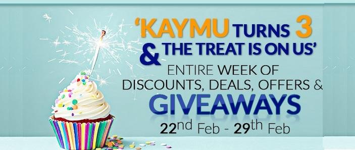 Kaymu.Pk Celebrates 3rdAnniversary