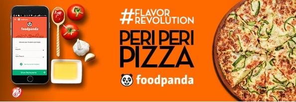 Jalal Son's Peri Peri Pizza – #FlavorRevolution