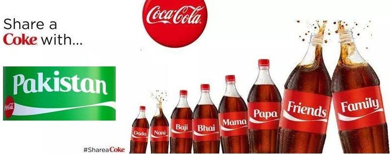 #PakistanKeNaam – Share a Coke WithPakistan