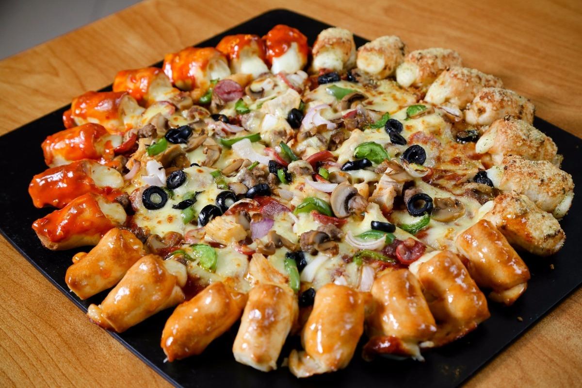 Pizza Hut Launches Cheesy Bites Pizza acrossPakistan