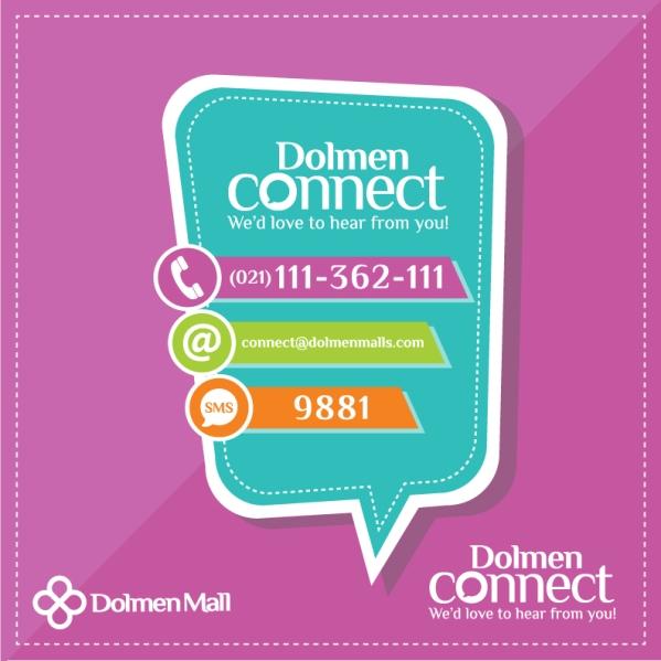 #DolmenConnect, #DolmenMall