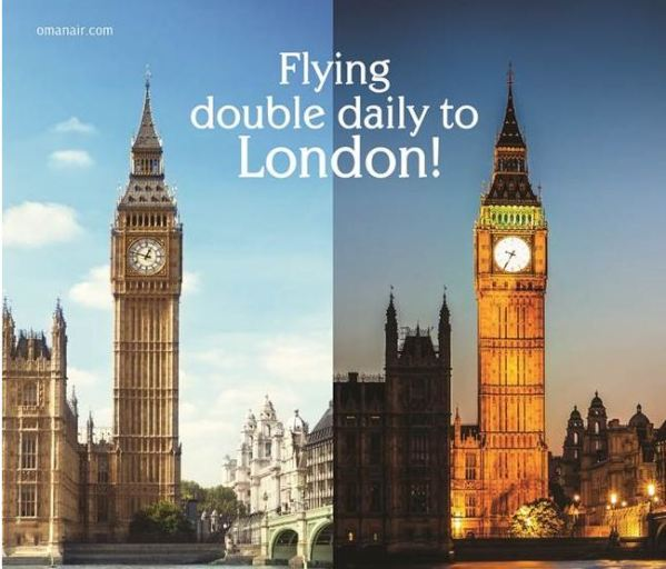 #OmanAir #OmanAirPK #flyingdoubledaily #traveltoUK #travelfromPakistan #travelnews
