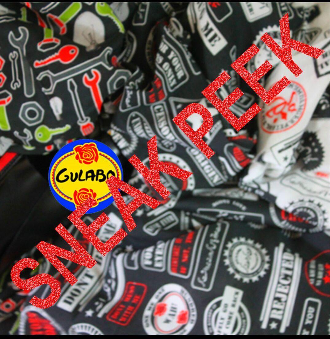 Gulabo showcasing on 1st Day of#FPW16