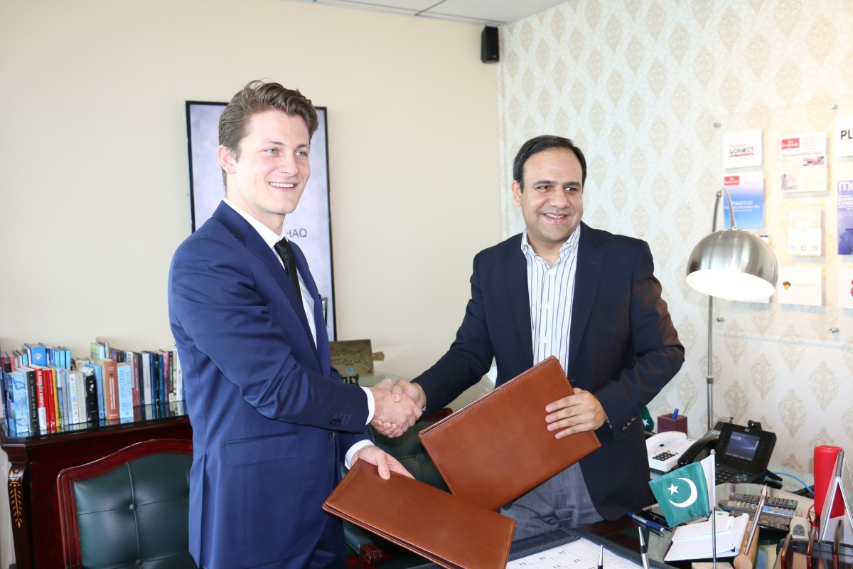 Uber and PITB signed MoU To Promote Effective Use Of Technology Across Lahore