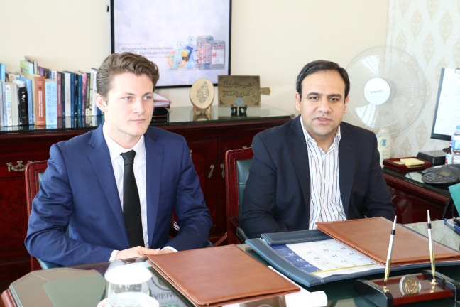 Uber and PITB Signs MoU, Umer Saif