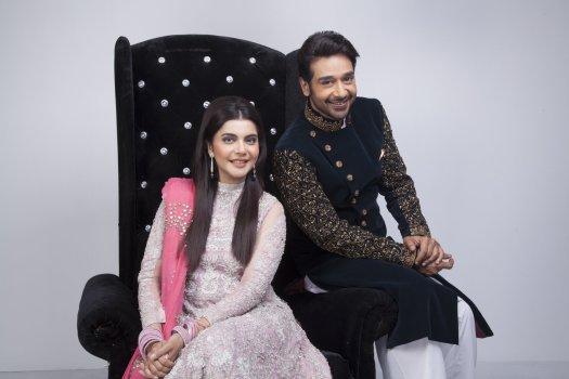 Nida Yasir and Faysal Qureshi (2)