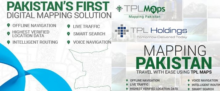 TPL Trakker collaborates with Telenor Pakistan to launch indigenous mapping solution