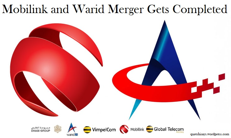 Mobilink and Warid Merger Gets Completed