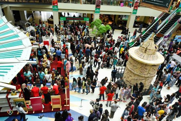 Dolmen Mall, Back to School Festival, Harry Potter and The Cursed Child