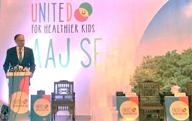 U4HKAajSe, United for Healthier Kids, Aaj se behtar kal