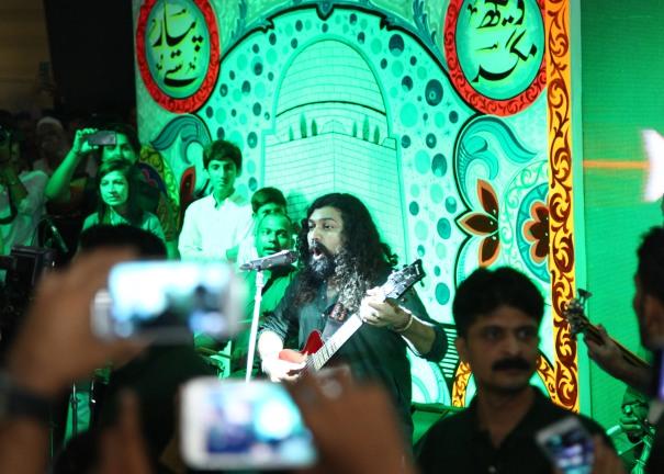 #HamariPehchan, Dolmen Malls Karachi, Pakistan Independence Day