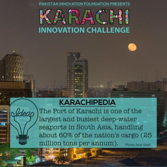 #KHIinnovates, Karachi Innovation Challenge, PIF, Pakistan Innovation Foundation
