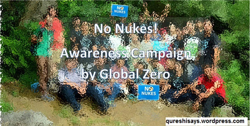 No Nukes Awareness Campaign by GlobalZero