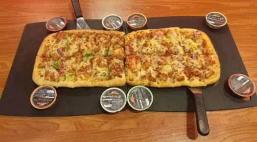 #Pizza Hut, Big Dipper Pizza