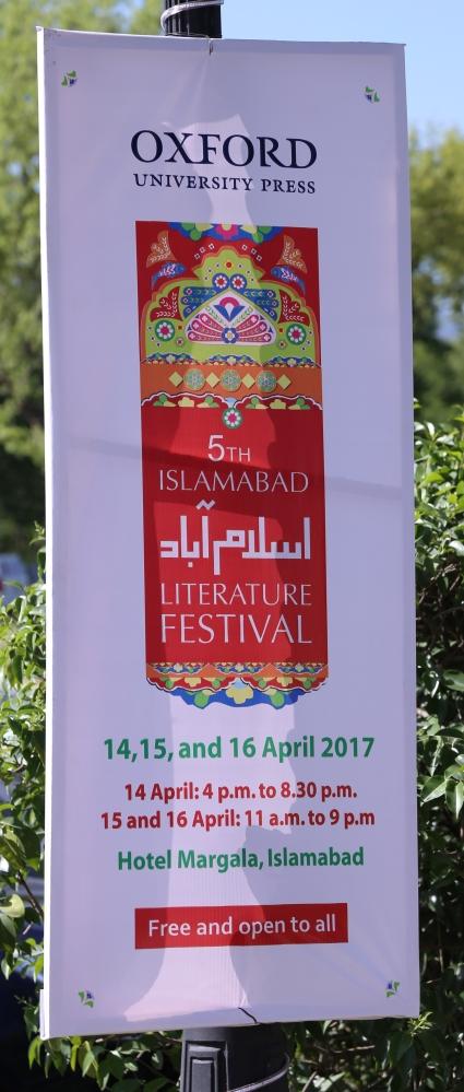#IsbLF, Islamabad Literature Festival