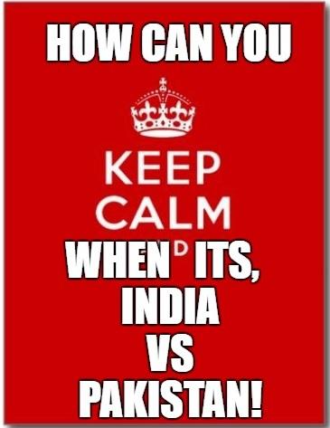 #PakVsInd, #IndVsPak, CT17