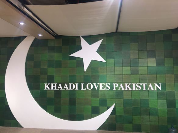 Khaadi store, Khaadi in Lucky one mall